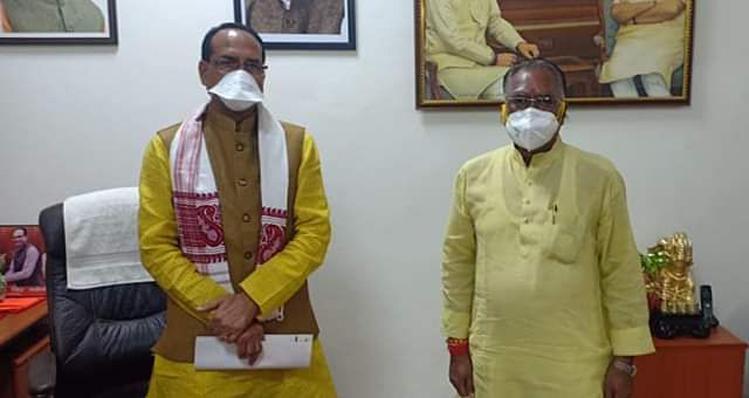 BJP Madhya Pradesh Rajya Sabha Cross-Voting