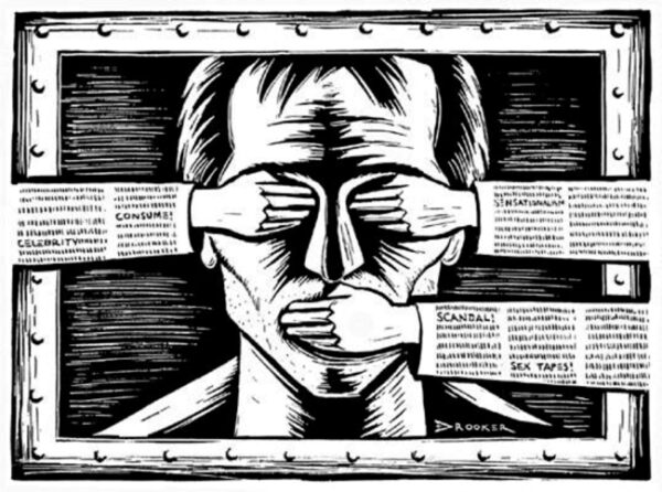 criminalisation of media persons journalists independent journalism India press freedom