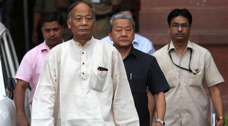 cbi manipur political crisis bjp congress npp okram ibobi singh