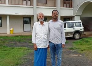 scientist farmer dr munkir hossain west bengal scholar Birbhum