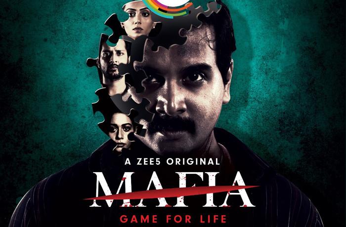 bilingual web thriller series mafia birsa dasgupta bihar Madhubani