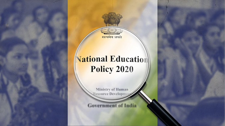 national education policy india nep 2020 School students class
