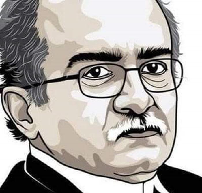 prashant bhushan judge justice mahatma gandhi