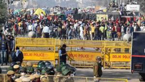 farmers protest up farmer leader rakesh tikait bjp govt nazi