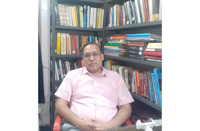 dr fuad halim bengal election constitution sanyukta morcha CPIM CPM Ballygunge
