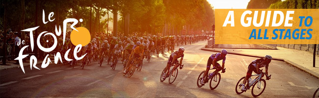 Guide to the Tour de France Stages