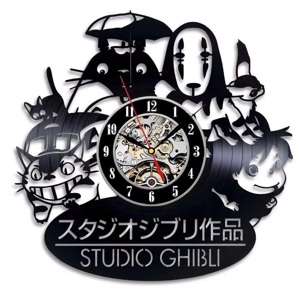 https ghibli store products studio ghibli classic wall clock