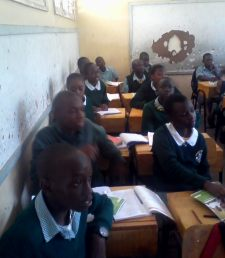 Harambee Primary Visit