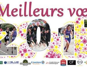 Carte de vœux 2017  : Lannion Triathlon