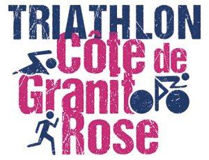Un logo pour le Triathlon Côte de Granit Rose