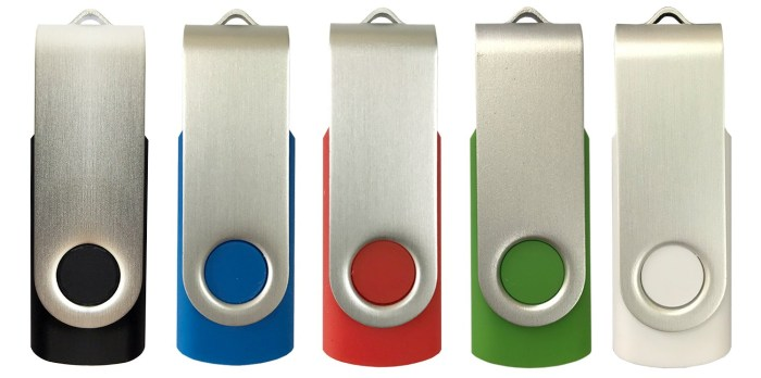 flash drive 5 pack
