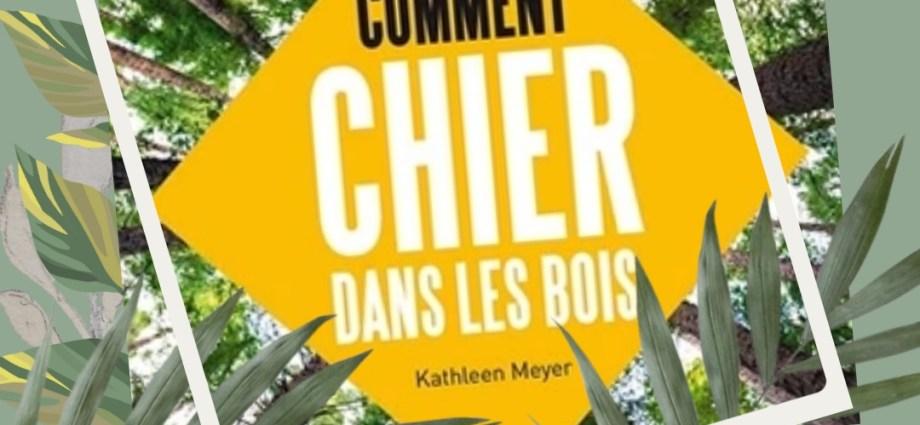 """La version longue de notre résumé sur le livre """"Comment chier dans les bois""""."""