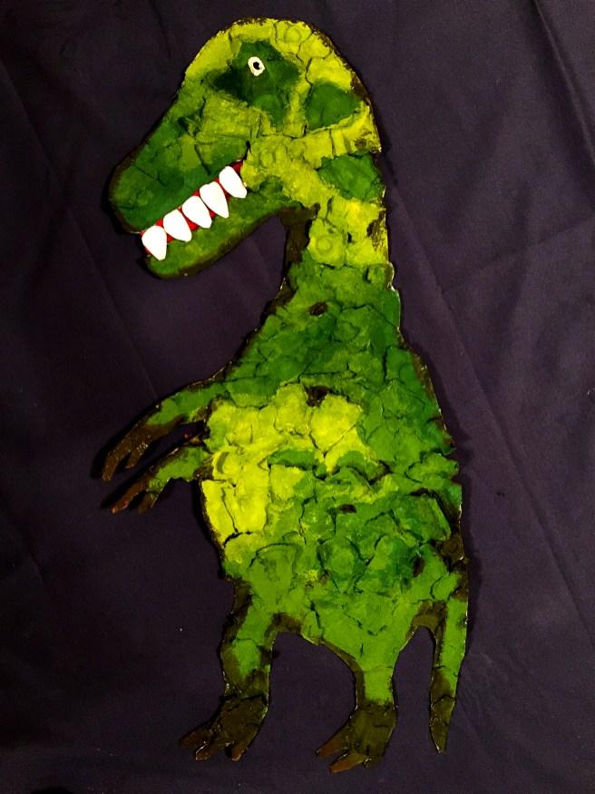 L'iguanodon du 7 novembre 2015