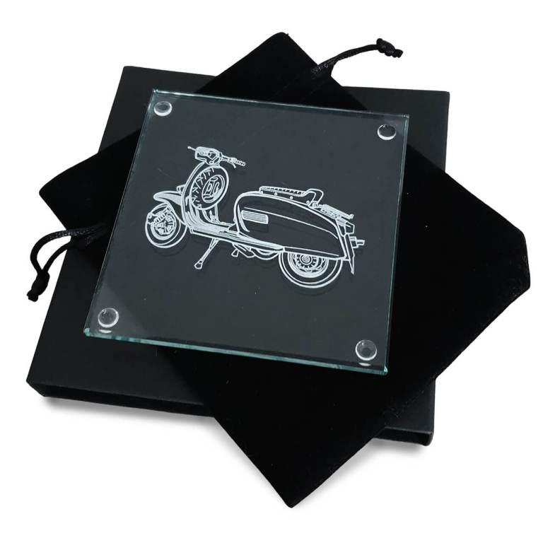 Personalised Jade Glass Coaster