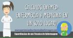 Cálculos EnfMed: Enfermería y Medicina en un solo lugar!