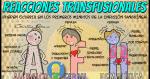 Las Reacciones Transfusionales