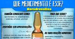 Que Medicamento é Esse?: Noradrenalina