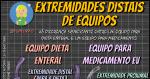 Extremidades Distais de Equipos: Nutricional Vs Medicamentoso