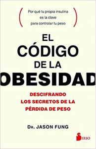 El libro de jason fung el código de la obesidad