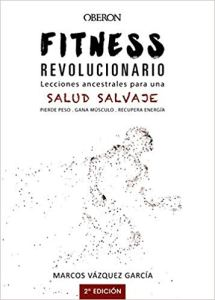 Libro de fitness revolucionario salud salvaje