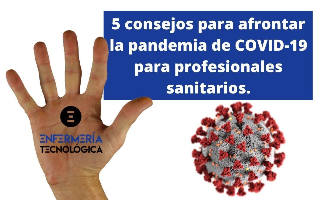 profesionales sanitarios COVI-19