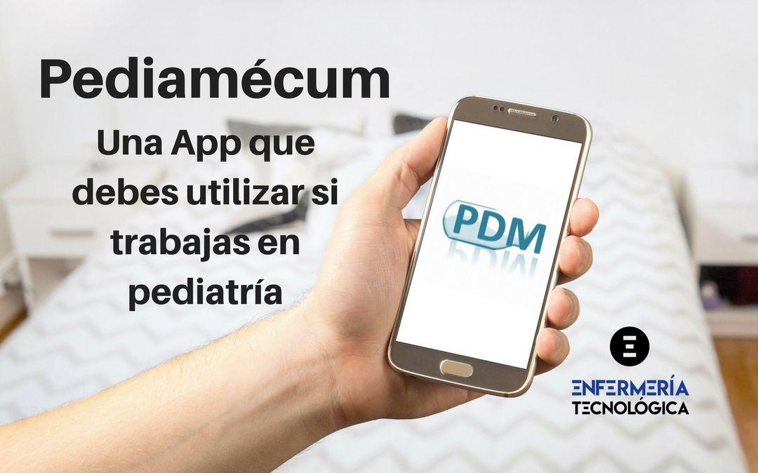 Pediamécum. Una App que debes utilizar si trabajas en pediatría