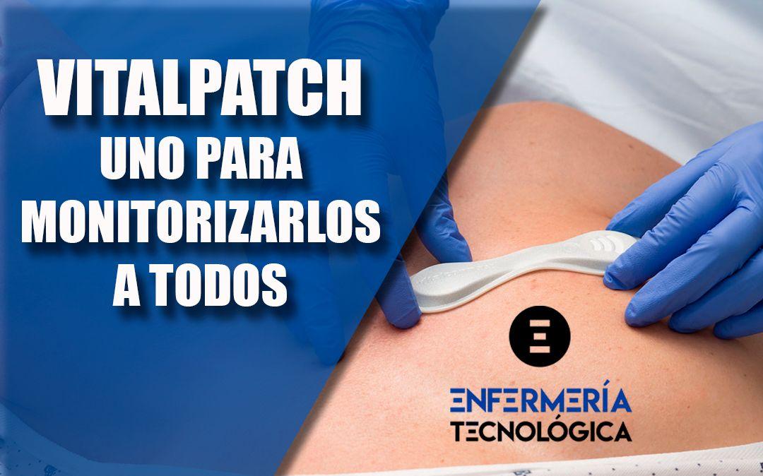 VitalPatch. Uno para monitorizarlos a todos