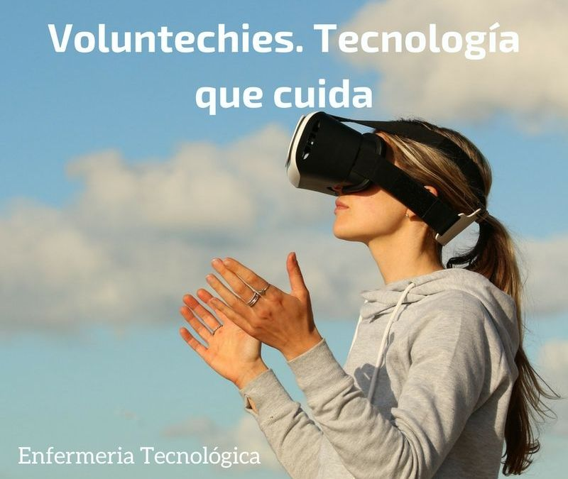 Voluntechies. Tecnología que cuida.