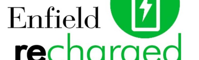 Enfield reCharged Tuesday May 5th