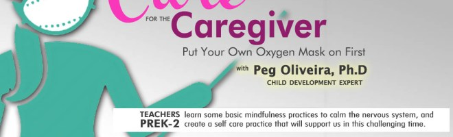 KITE PD: Care for the Caregiver: Put Your Own Oxygen Mask on First