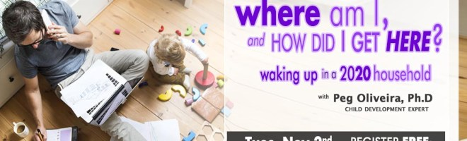 Parent Workshop: Where am I and How did I get here?