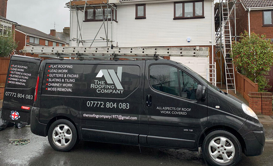 The Roofing Company Ltd