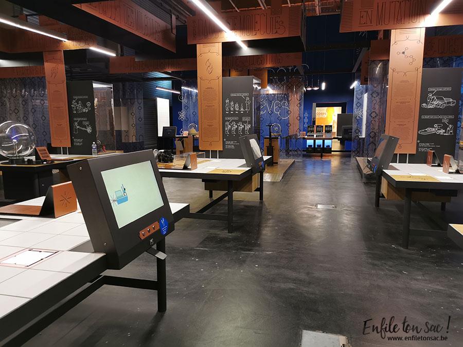 pass parc scientifique pedagogique ludique hainaut mons 9 Le Pass, parc scientifique pédagogique et ludique