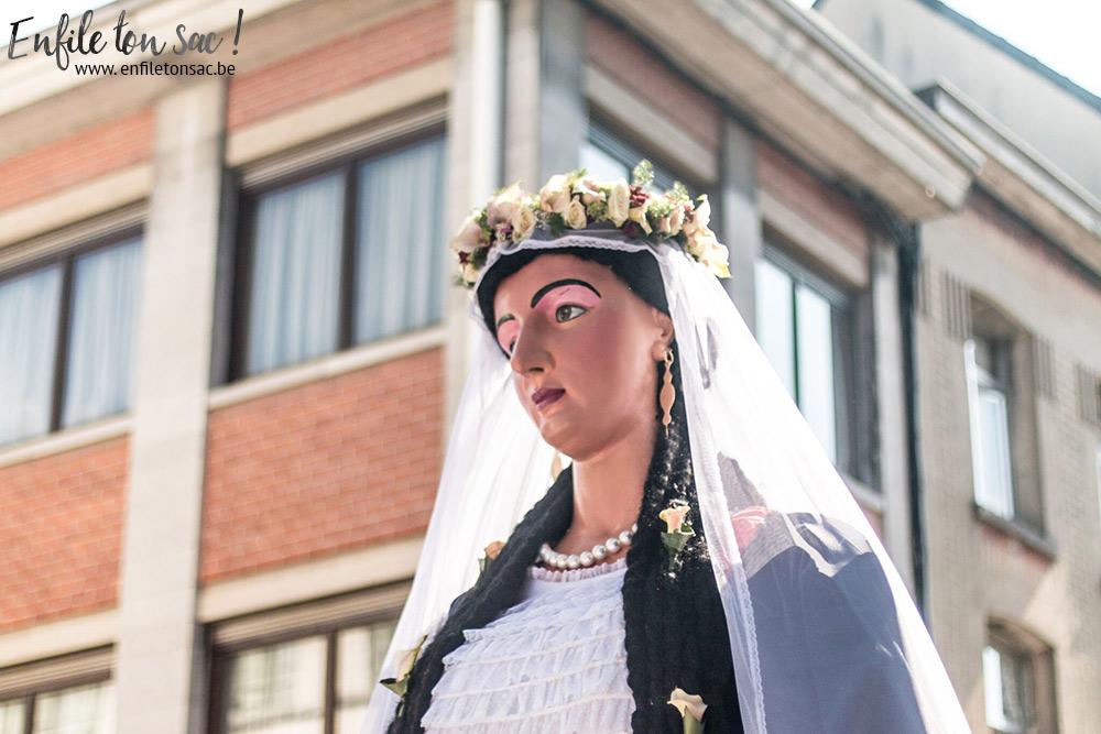 ducasse ath madame goliath Le mariage de Mr et Mme Goliath    Ducasse dAth ( 2015 )