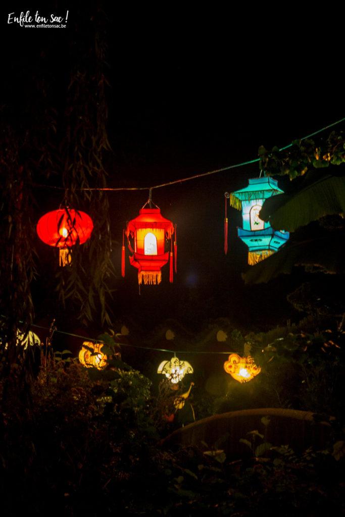 pairi daiza illuminations 2 683x1024 Les estivales de Pairi Daiza,  le parc ouvert jusquà 23h   dates, tarifs,info et programmes.