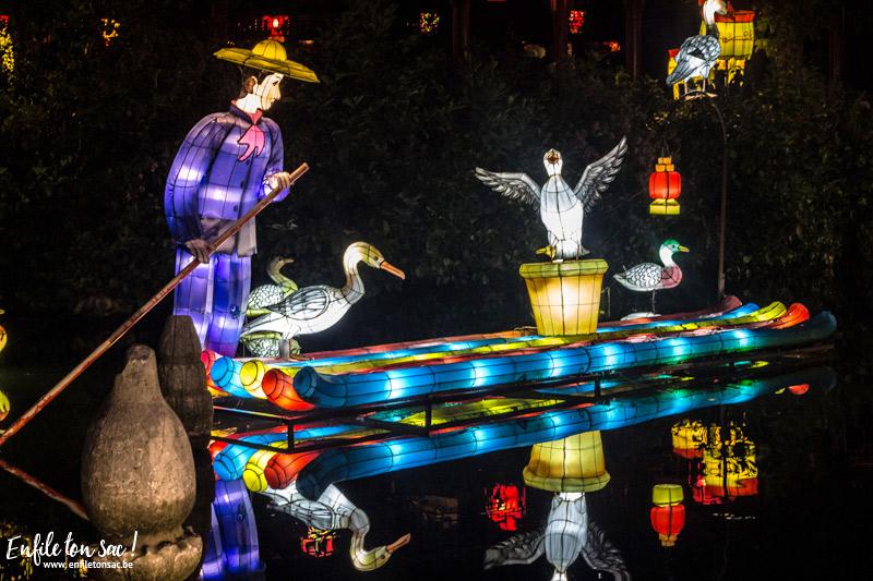 pairi daiza chinoise Les estivales de Pairi Daiza,  le parc ouvert jusquà 23h   dates, tarifs,info et programmes.