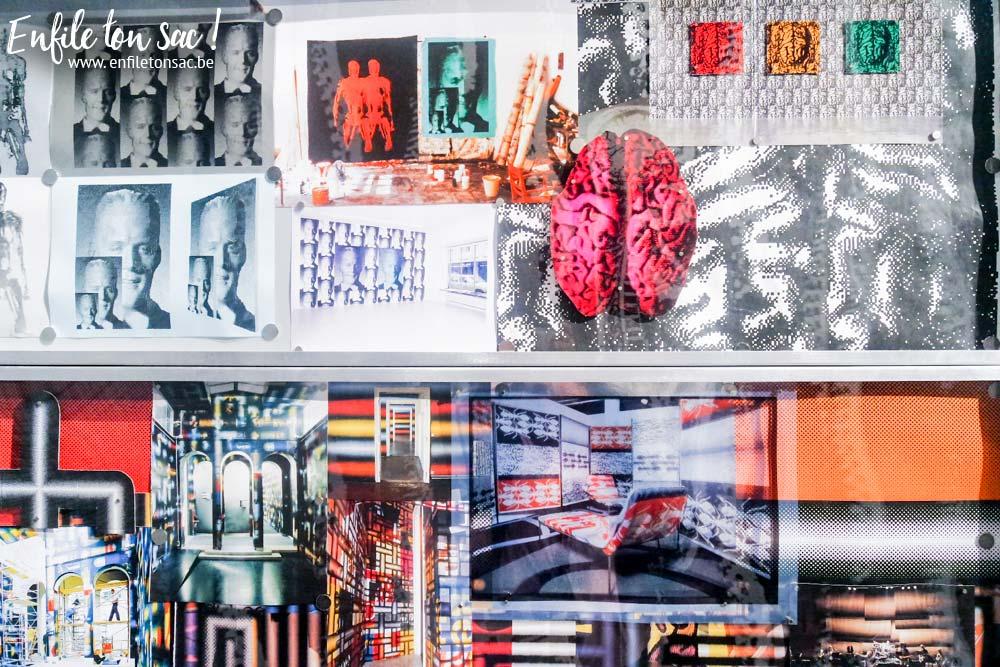 peter kogler collages Découvrez lexposition Next de Peter Kogler   ing art center