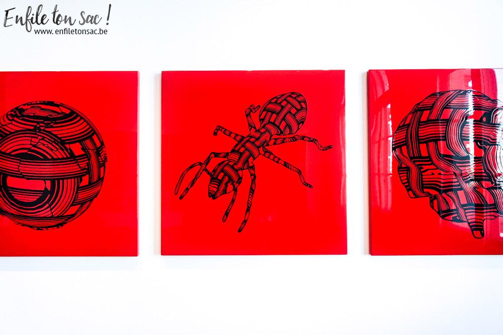 peter kogler fourmis oeuvres Découvrez lexposition Next de Peter Kogler   ing art center