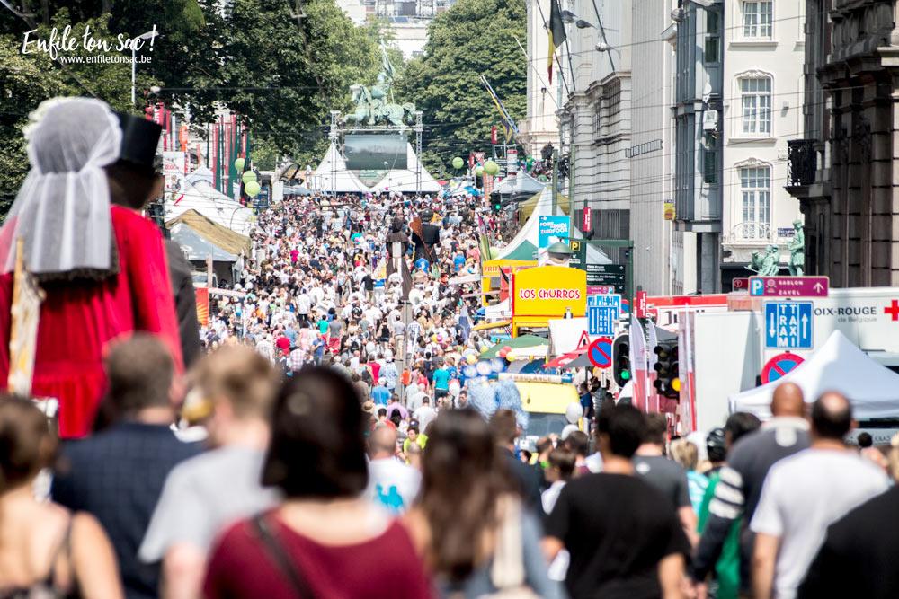 21 juillet bruxelles fete 1 Fête nationale 2016, un 21 juillet à Bruxelles