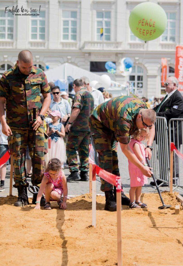 fete nationale militaire mines 705x1024 Fête nationale 2016, un 21 juillet à Bruxelles