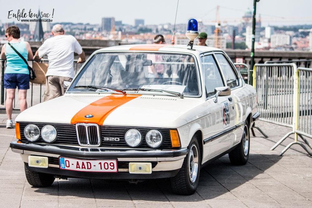 police voiture 21 juillet fete Fête nationale 2016, un 21 juillet à Bruxelles