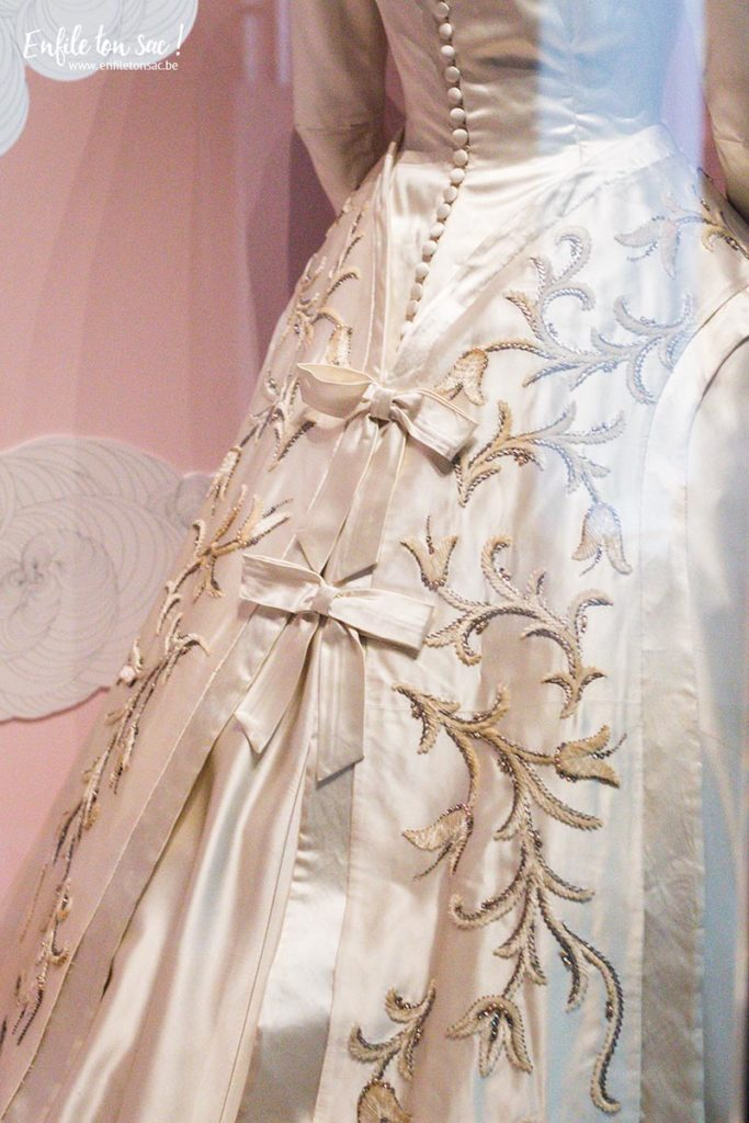 robe de mariee bruxelles 683x1024 Just Married, lhistoire du mariage sexpose au musée du costume et de la dentelle de Bruxelles.