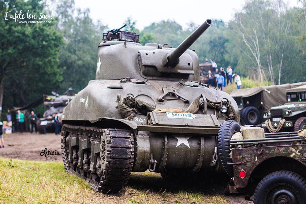 tank in town char Tanks in town, le grand rassemblement de blindés et véhicules de collections de la 2eme guerre mondiale.