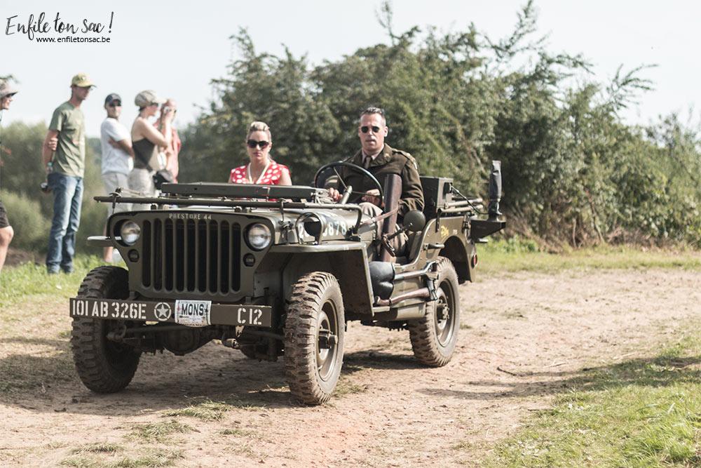 tank in town mesvin Tanks in town, le grand rassemblement de blindés et véhicules de collections de la 2eme guerre mondiale.