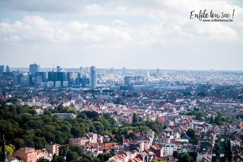 Atomium vue panorama 360 Redécouvrir ou découvrir l Atomium de Bruxelles
