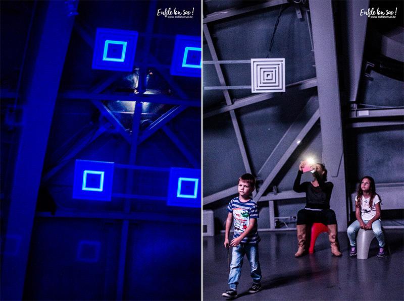 atomium talk son lumiere Redécouvrir ou découvrir l Atomium de Bruxelles