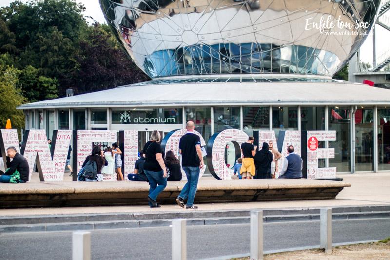 atomium visite Redécouvrir ou découvrir l Atomium de Bruxelles