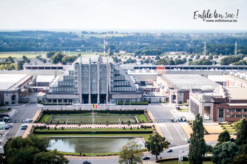 atomium vue haut Redécouvrir ou découvrir l Atomium de Bruxelles