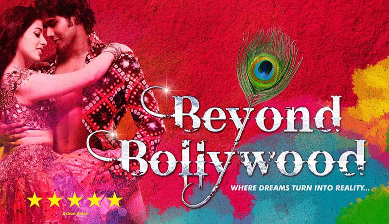 billboard Beyond Bollywood une comédie musicale haute en couleurs à Bruxelles et Anvers