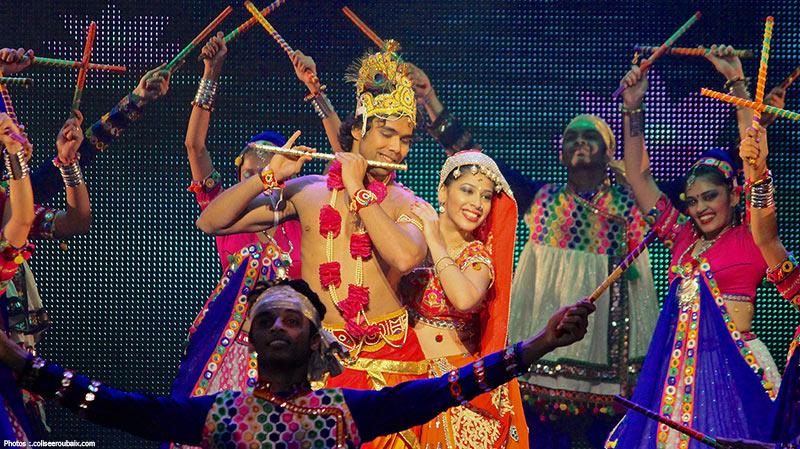 visuelH Beyond Bollywood une comédie musicale haute en couleurs à Bruxelles et Anvers